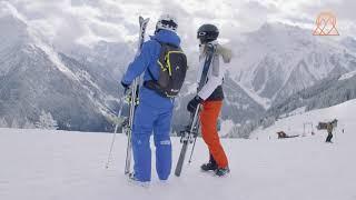Mit dem Skiguide in Mayrhofen-Hippach unterwegs