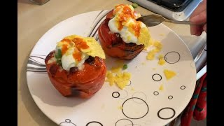 Creativity Connects: Cook a Stuffed Pepper with Kyle