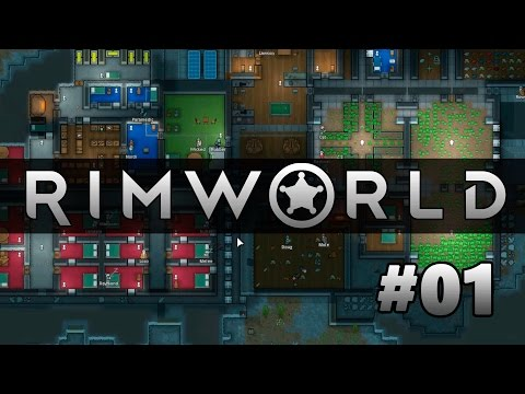 RimWorld | #01 Una nueva colonia | Alpha 11