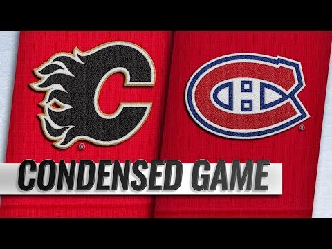 Calgary Flames vs Montreal Canadiens – Oct.23, 2018 | Game Highlights | NHL 18/19 | Обзор матча