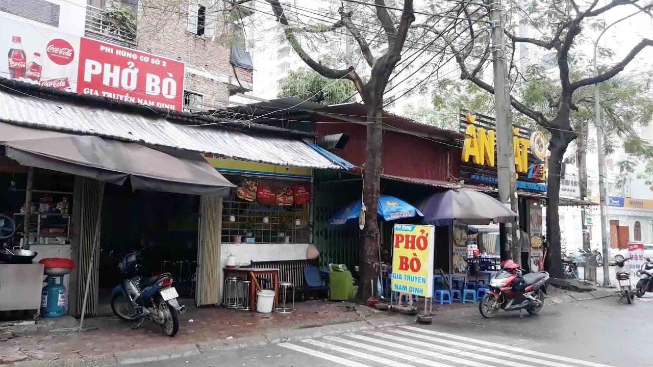 """Khu đô thị Văn Quán (Hà Đông): Đất cây xanh bị """"hô biến"""" thành nhà hàng, quán ăn"""