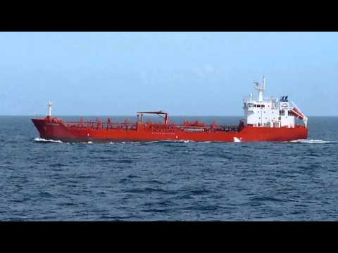 bulk carrier cargo shipping in the atlantic