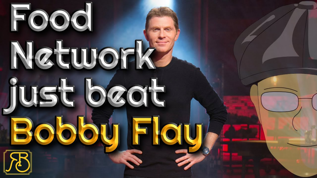 Bobby Flay Is Leaving Food Network At The End Of The Year