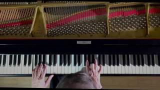 Domenico Scarlatti - Sonata in D Minor (Aria), K32 - Performed by Eric Jones