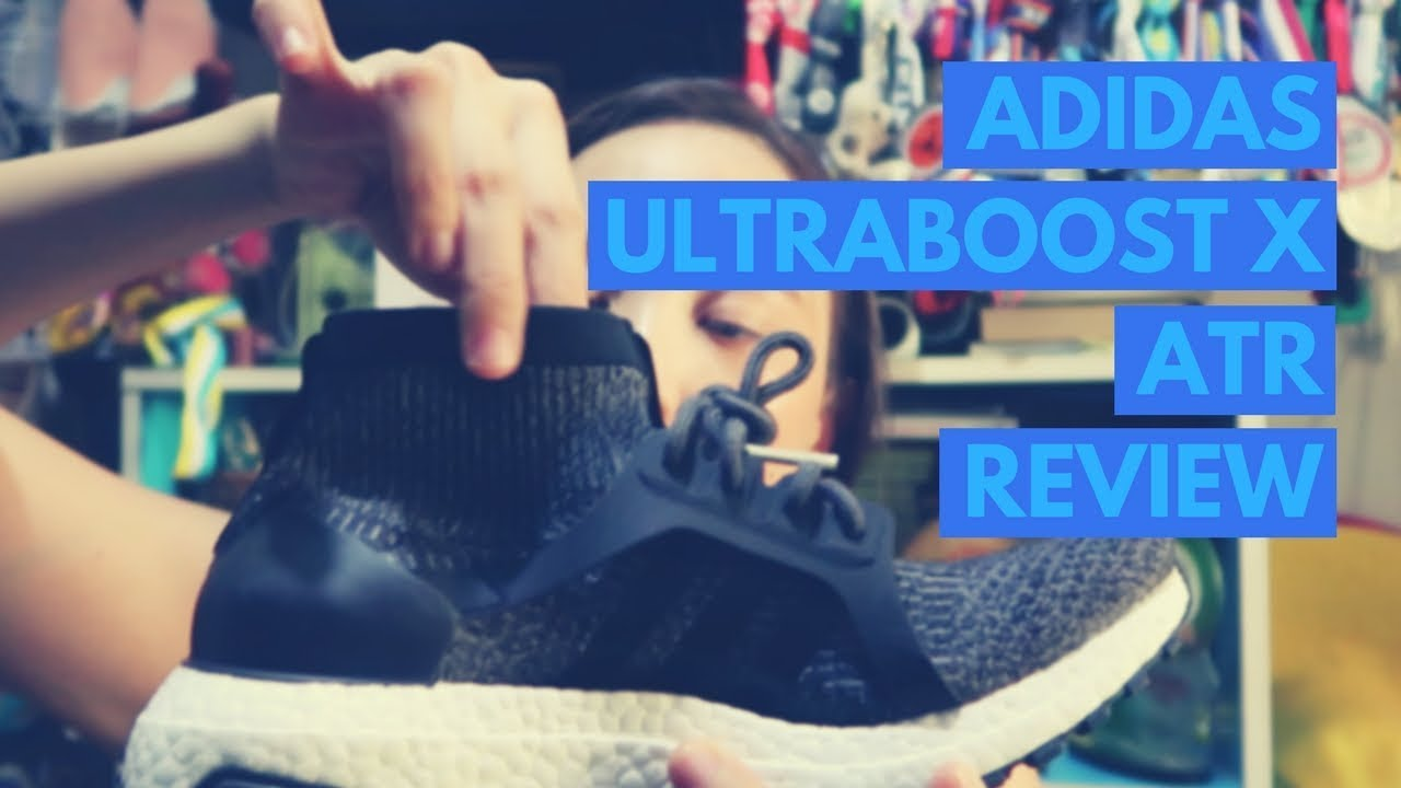 3b93271f5841e Adidas UltraBOOST X ATR Review - YouTube