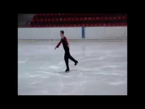 Jorge de Lima - Gold Men II - Free Skating (2007) COMPLETE