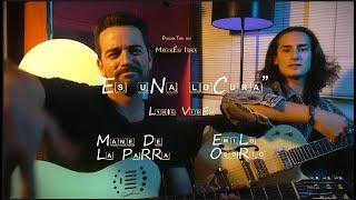 Mane De la Parra y Emilio - Es una locura (Lyric video)