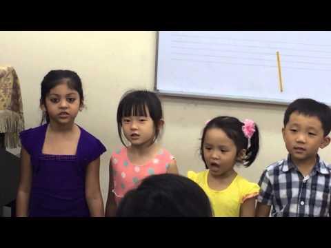 Arna's musical concert at Yamaha Singapore