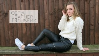 OOTW: Leather Trousers