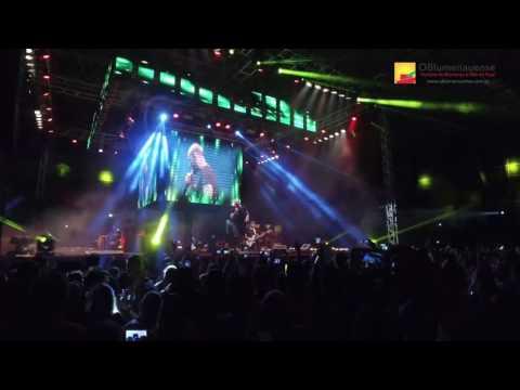Veja alguns trechos do Festival de música sertaneja Loop 360°