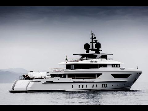 Sanlorenzo's Epic Explorer Yacht X