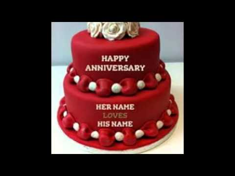 anniversary love cakes for husband ideas marriage anniversary
