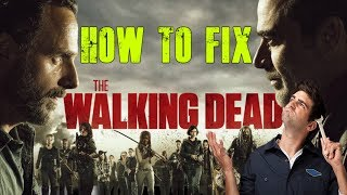 How To Fix: The Walking Dead - RennsReviews