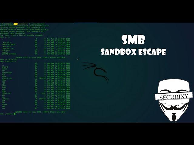Атака на SMB или как выбраться с ограниченной среды | Metasploitable 2