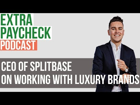 EPP 156: Marketing For Luxury Brands With Raphael Paulin-Daigle CEO of SplitBase