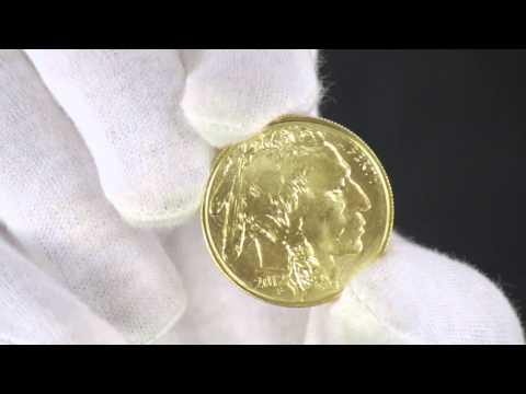 1 oz. American Gold Buffalo .9999 Fine | Goldmart