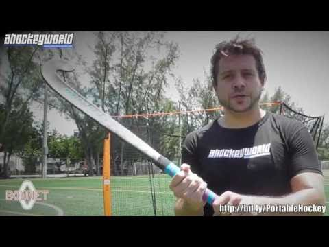 Field Hockey: How to hit the ball with control, power and accuracy?