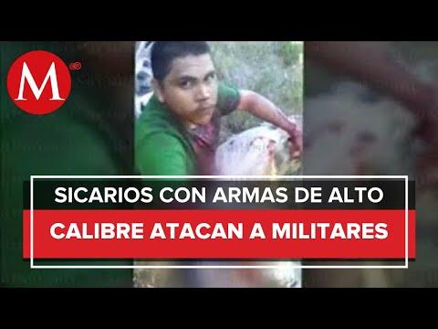 Sicarios De 'El Pelochas' Se Enfrentaron A Militares En Matamoros