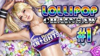 Thumbnail für das Lollipop Chainsaw Let's Play