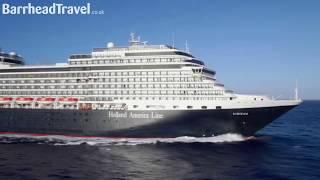 Holland America Cruises - Why We Sail with Barrhead Travel 2018 / 2019