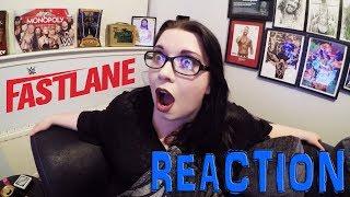 WWE FASTLANE 2018!!! REACTION