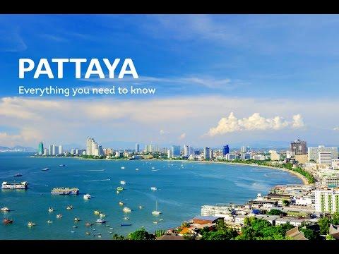 Pattaya visiting places HD