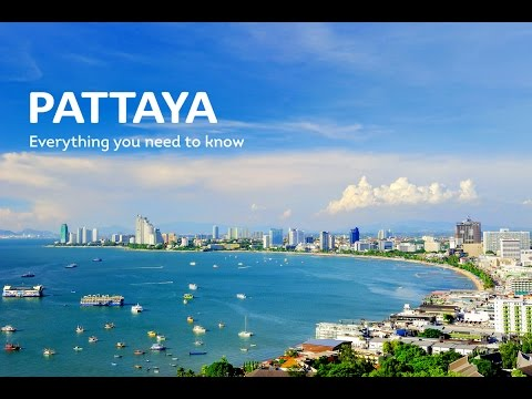 Pattaya visiting places HD
