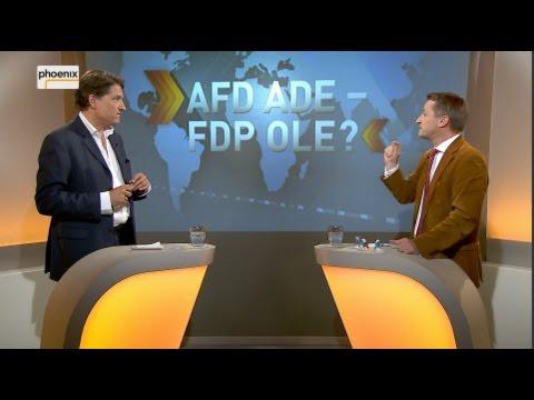 """Augstein und Blome vom 21.05.2015:  """"AFD ADE - FDP OLE?"""""""