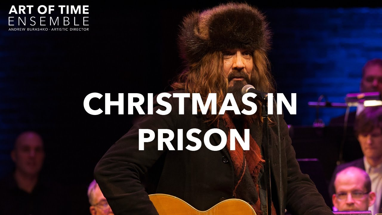 Tom Wilson Performs Christmas In Prison By John Prine
