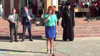 День знаний, 1 сентября 2014, Большие Березники, Кулагин Игорь Алексеевич