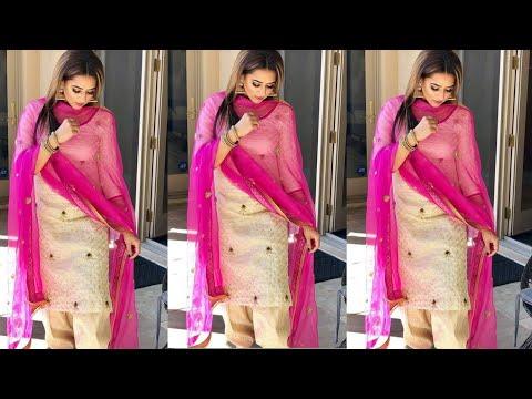 Girlish Punjabi Salwar Suit Design 2019/2020||Beautiful Suits Collection||College Wear Suits Images