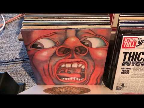 Flipping Through  My Prog Rock Records