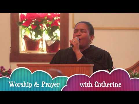 My Worship by Phil Thompson: Live Worship and Prayer with Catherine