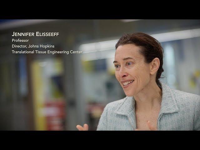 Jennifer Elisseeff - Pioneering Regenerative Immunology
