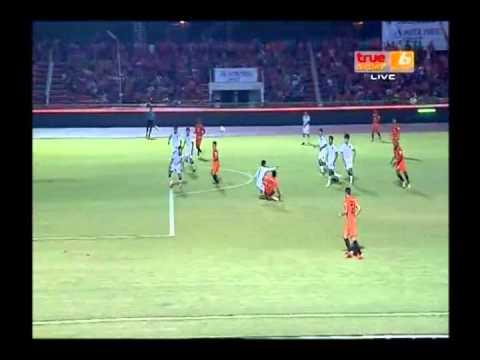 คลิปไฮไลท์ไฮไลท์ ไทยพรีเมียร์ลีก   คู่ ราชบุรี มิตรผล 1-0 ทีโอที เอสซี 14-2-2015
