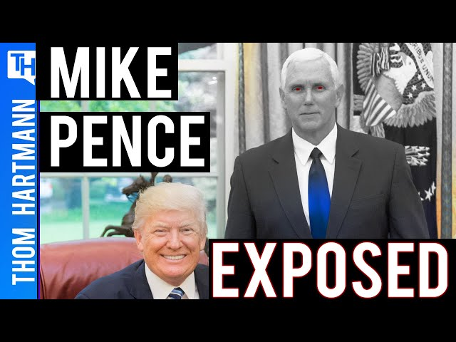 What  Are Mike Pence's Real Motives As Impeachment Continues? (w/ Tom LoBianco)
