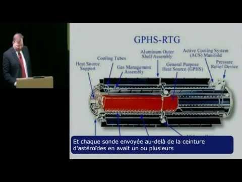 (Fr txt) Uranium-233: exploration espace + recherche sur le cancer