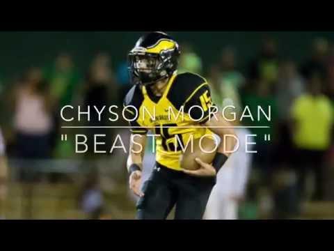 Chyson Morgan | Highlights vs Kailua High School | WR/QB/Returner | Class of 2017