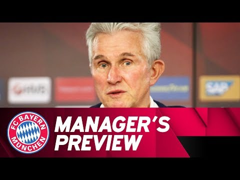 FC Bayern Manager's Preview w/Jupp Heynckes ahead of Wolfsburg 🇩🇪 | ReLive