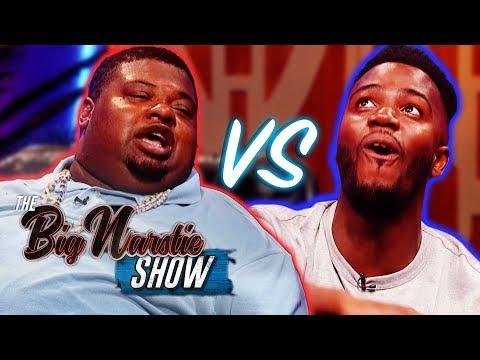 NARSTIE vs MO - Cuss Battle Round 1! | The Big Narstie Show