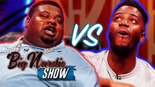 NARSTIE vs MO - Cuss Battle Round 1! | The Big Narstie Show