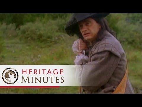 Heritage Minutes: Jean Nicollet