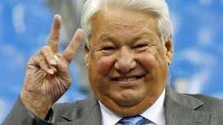 Besoffener Jelzin  eine Schande für Russland