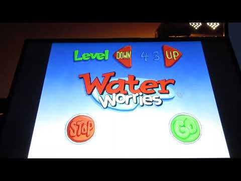 """""""Freddi Fish and Luther's Water Worries"""" Walkthrough (Levels 38-45) (Part 5) (Read Description) 