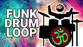Funk Drum Loop 78 bpm