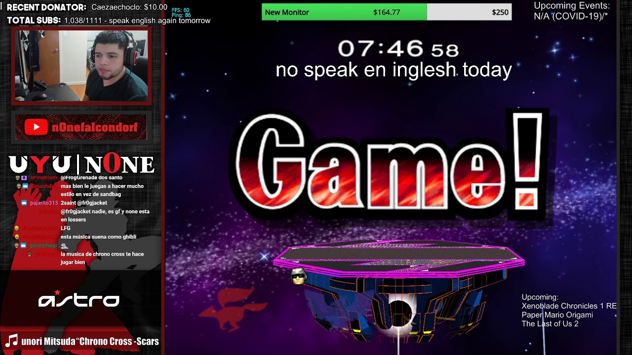 n0ne (EN ESPANOL) vs bobby big ballz - Top 12 LF Rona Rumble EC VI