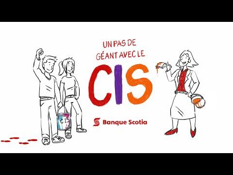 Un pas de géant avec le Crédit intégré Scotia!