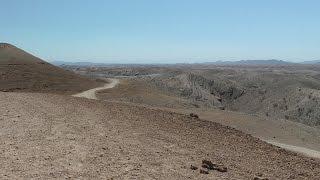 Namibia - Ein Reisebericht - Tag 05 - Namib, Solitaire und Swakopmund
