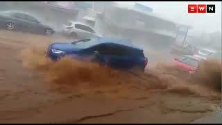 OCTOBER 2017: [WATCH] KZN hit by heavy rain and flooding