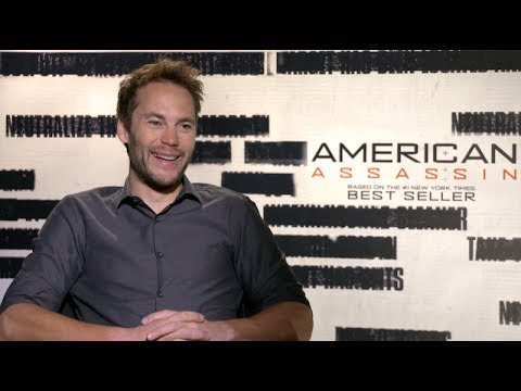 Taylor Kitsch on the best $1,000 he ever spent / AMERICAN ASSASSIN